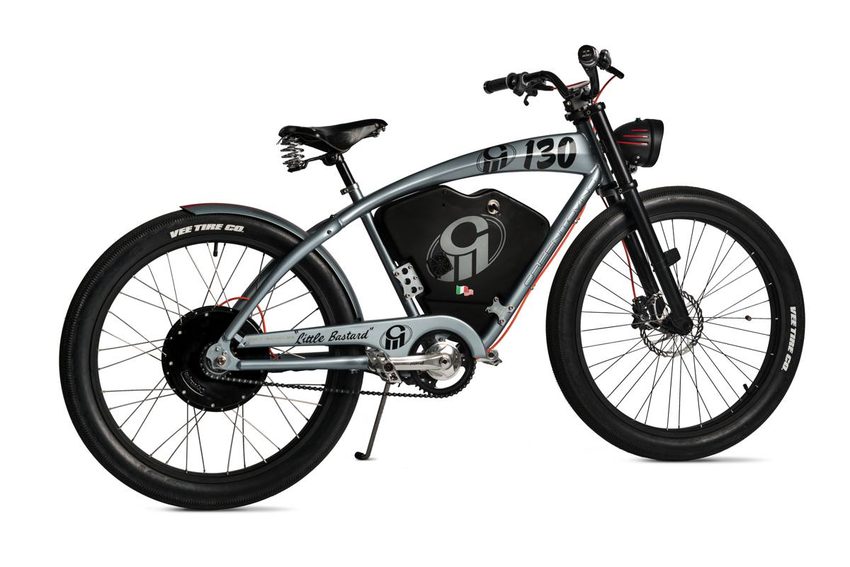 bici elettrica Green Moving Brooks Img. 00