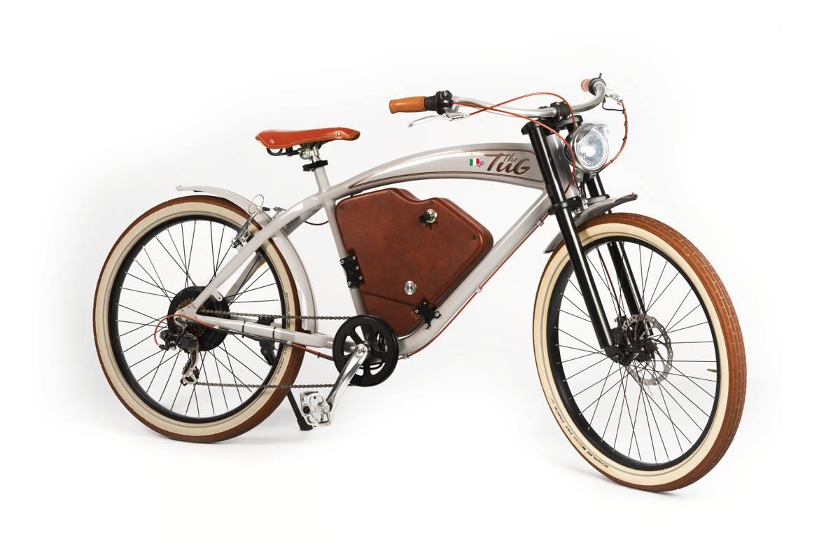 bici elettrica Green Moving Tug Img. 02