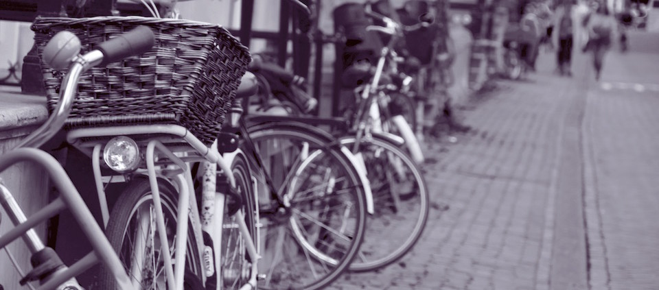 usare la bici elettrica in città