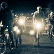 bici di notte